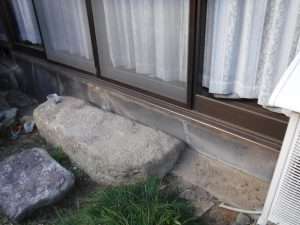 栃木県足利市 ハクビシン 防研 床下 侵入防止